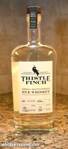 Thistle Finch White Rye Whiskey
