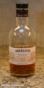 Aberlour 12 Year Old Scotch