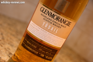 Glenmorangie Tusail Scotch Detail