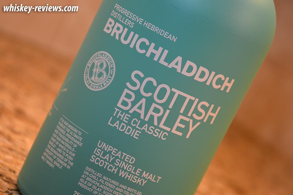 Bruichladdich Scottish Barley Scotch – Review   Whiskey-Reviews.com