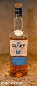Glenlivet Founder's Reserve Scotch