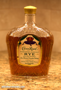 Crown Royal Northern Harvest Rye Whisky